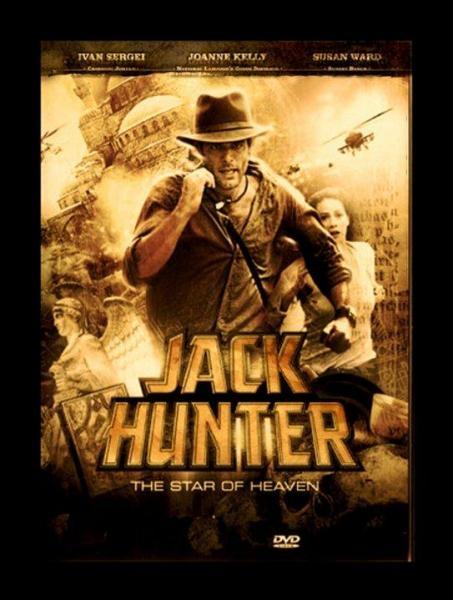 Seriál Jack Hunter: Nebeská hvězda