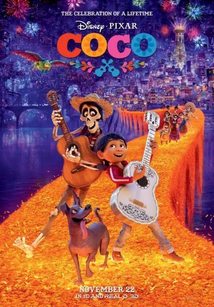 Coco i velika tajna