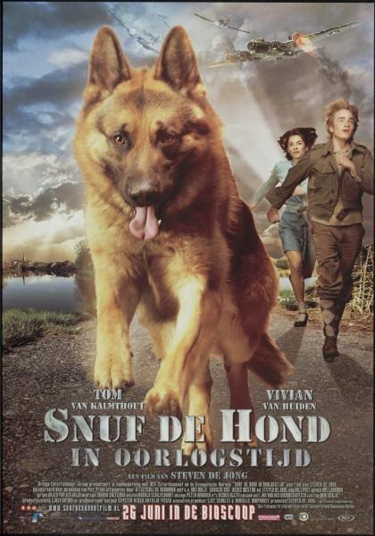 Sniff válečný hrdina