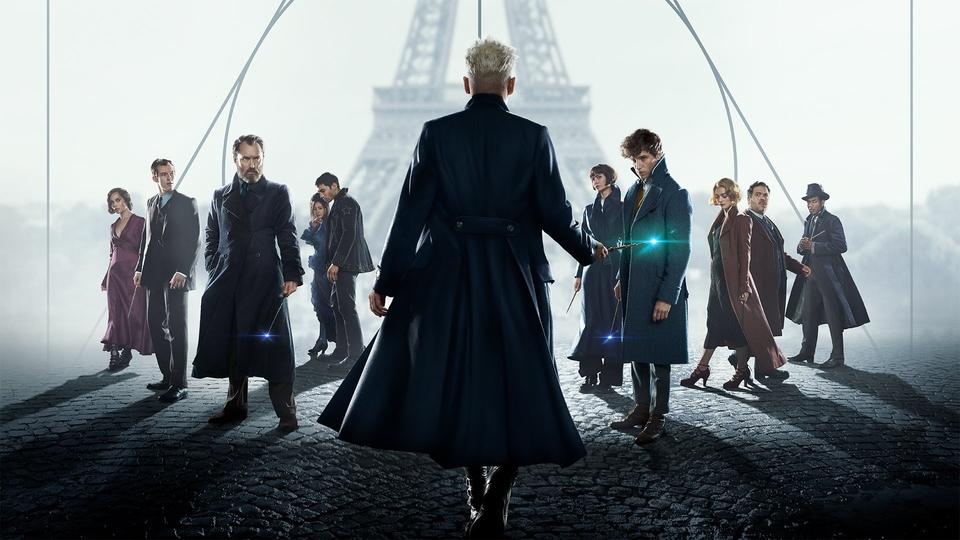 Film Fantastic Beasts: The Crimes of Grindelwald