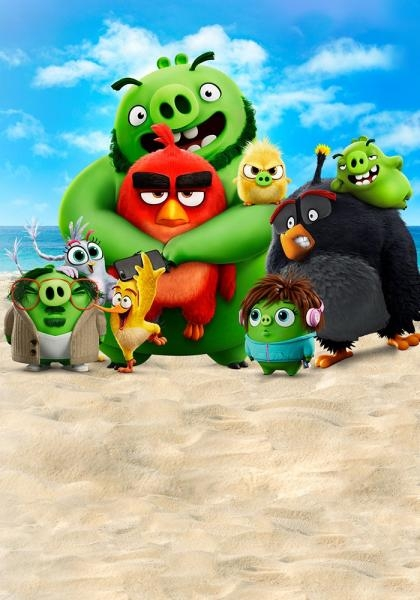 Film The Angry Birds Movie 2