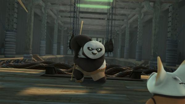 Kung Fu Panda: Legendy o mazáctve  III (7)