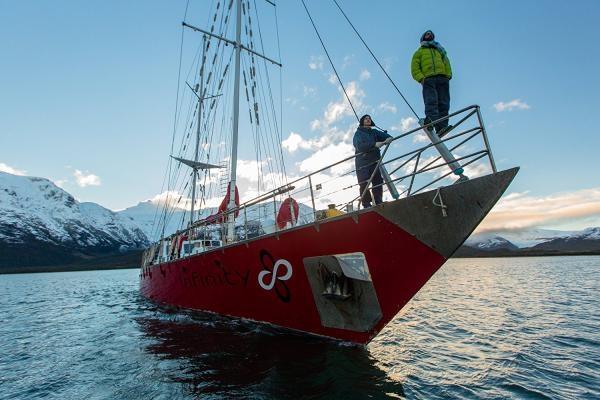 Morscy koczownicy: Odludne zakątki świata (1)