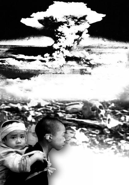 Bílé světlo/Černý déšť: Zničení Hirošimy a Nagasaki