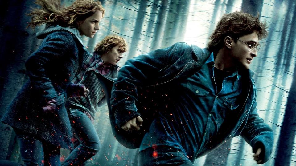 Film Harry Potter a relikvie smrti - 1.část
