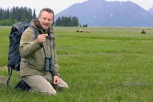Setkání s grizzlym