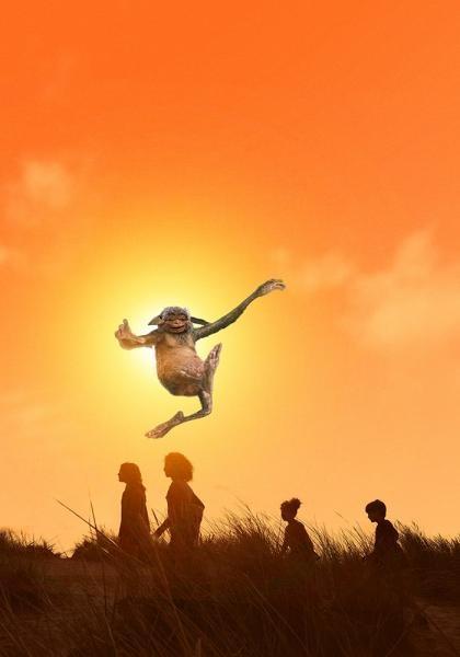 Film Čtyři děti a skřítek