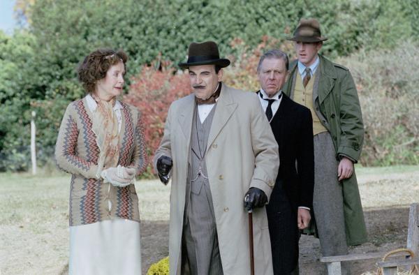 Hercule Poirot  IX (4)