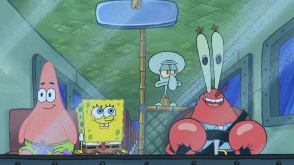 SpongeBob v kalhotách  VIII (26)
