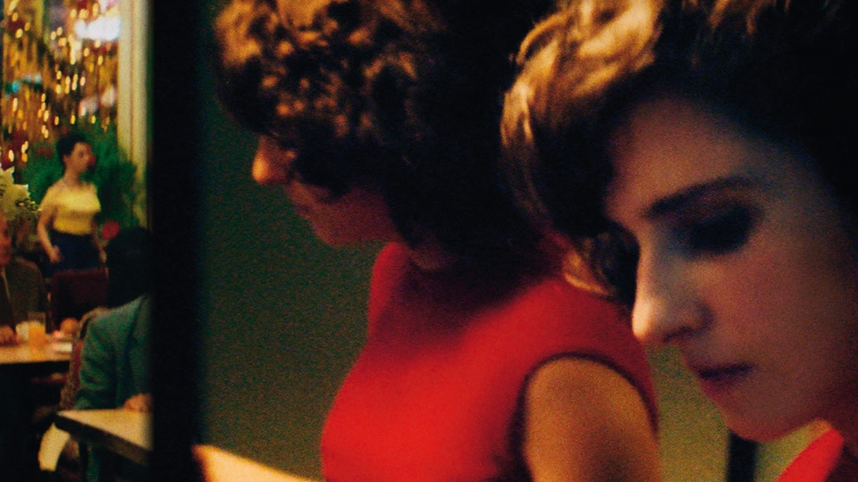 Film Neviditelný život Eurídice Gusmao