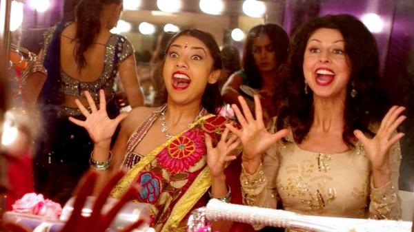 Film Americká Miss India