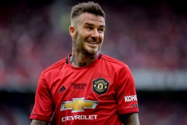 Nesmrteľní - Beckham