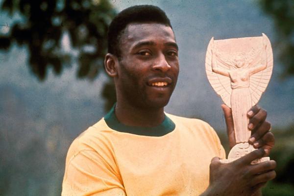 Nesmrteľní - Pelé
