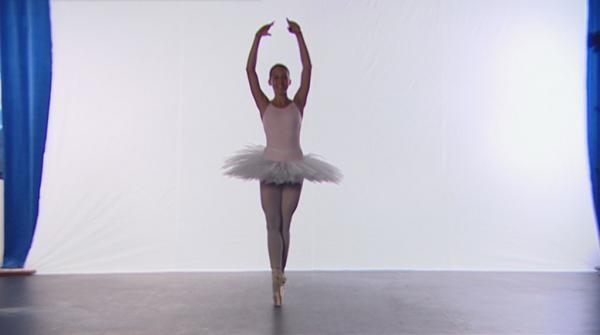 Dokument Krátký život baletní