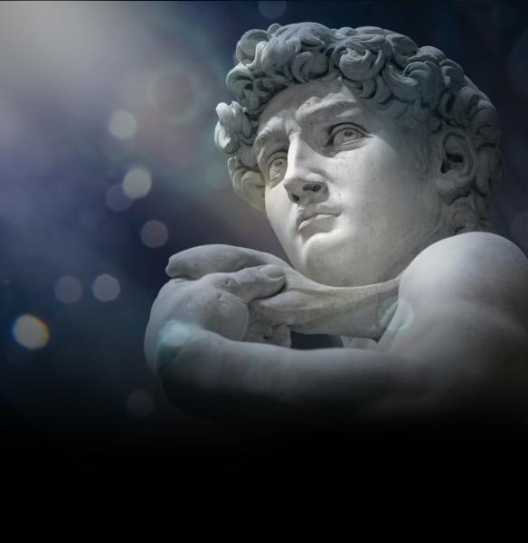 Dokument Velikáni umění: Michelangelo - Láska a smrt
