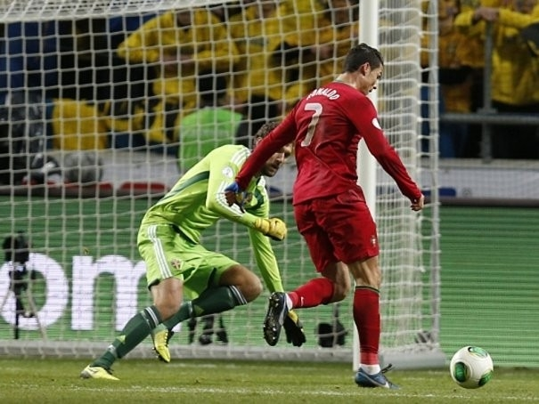 Fotbal: Portugalsko - Francie