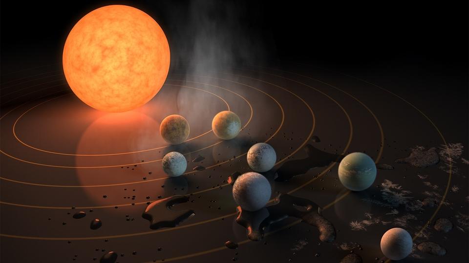 Documentary Souboj exoplanet