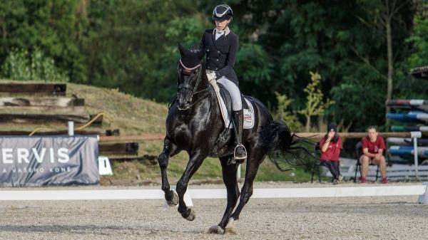 Jezdectví: Mezinárodní závody ve všestrannosti CCI Borová