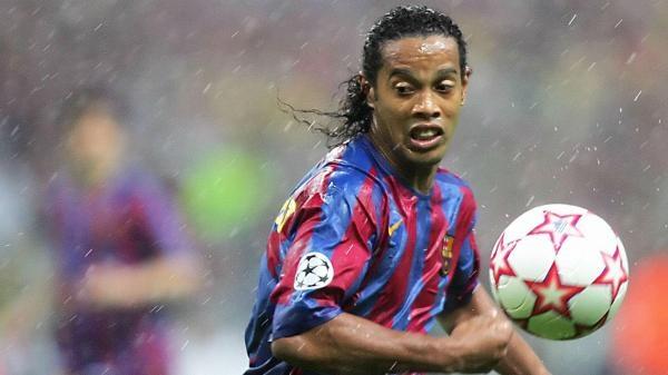 Futbaloví Velikáni - Ronaldinho