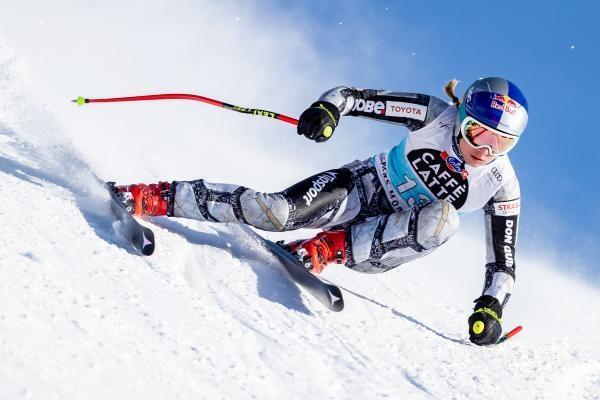Alpské lyžování: SP Švýcarsko