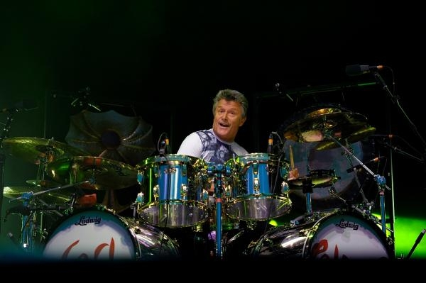 Emerson, Lake & Palmer reunion koncert 2010