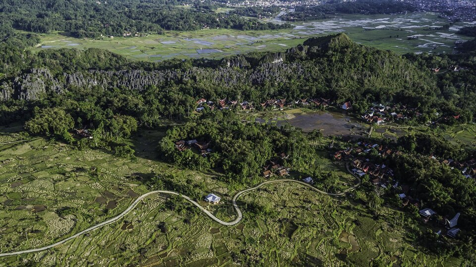 Dokument Podivuhodná Asie - Indonésie