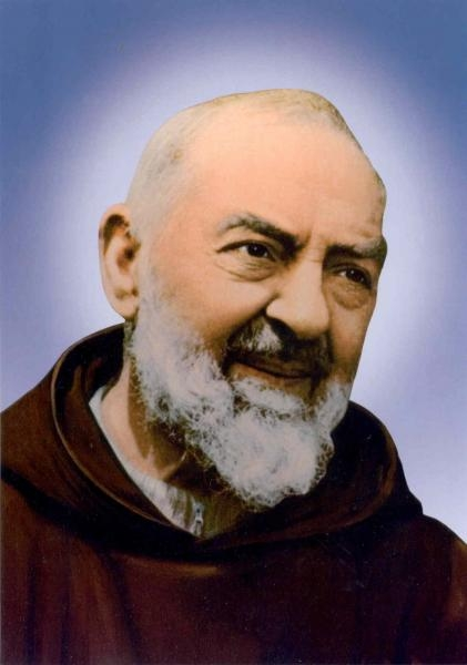 Páter Pio - staviteľ milosrdenstva