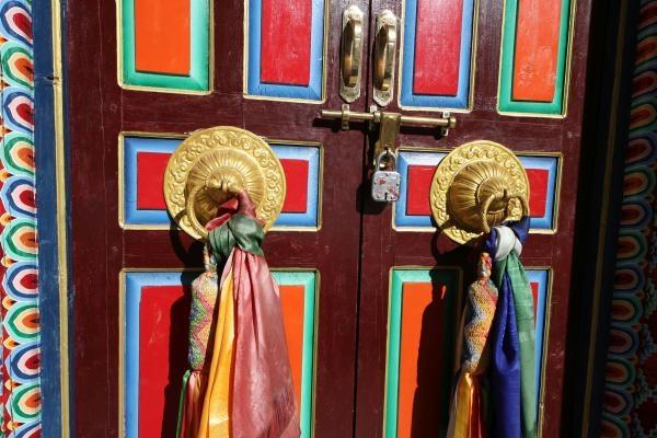 Nepál, sídlo bohů