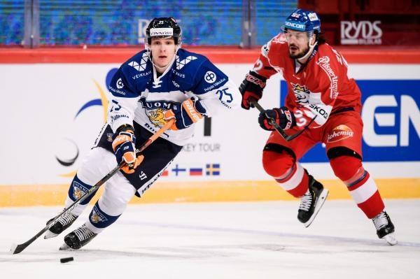 Hokej: Finsko - Itálie