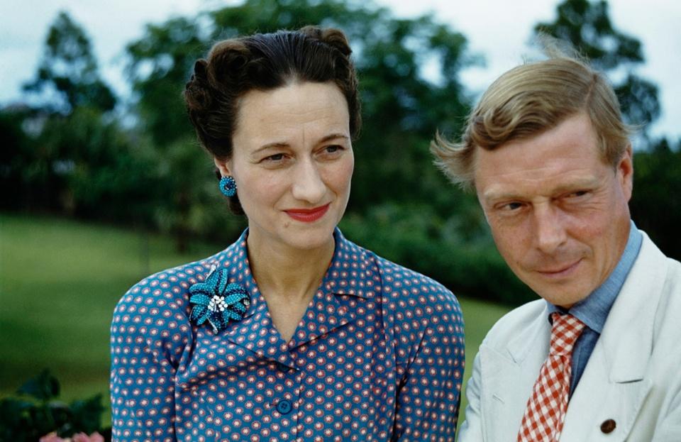 Dokument Královská rodina, britská aristokracie a nacisti