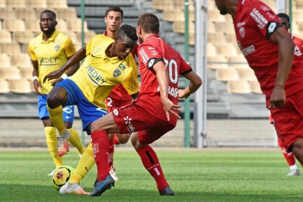 Dijon FCO - FC Sochaux