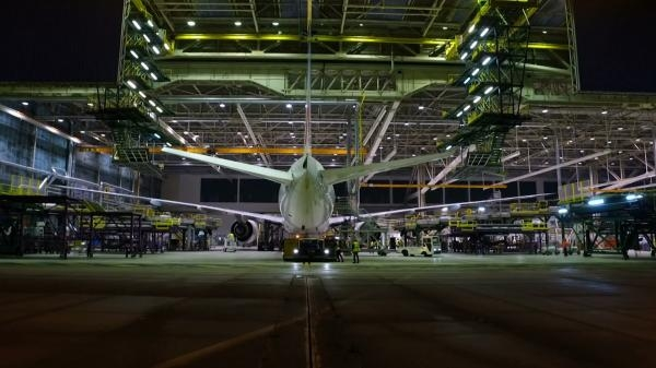 Boeing 777: Generální oprava