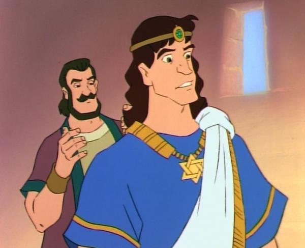 Animované biblické příběhy: Šalomoun
