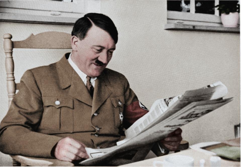 Dokument Hitler: Zrůda