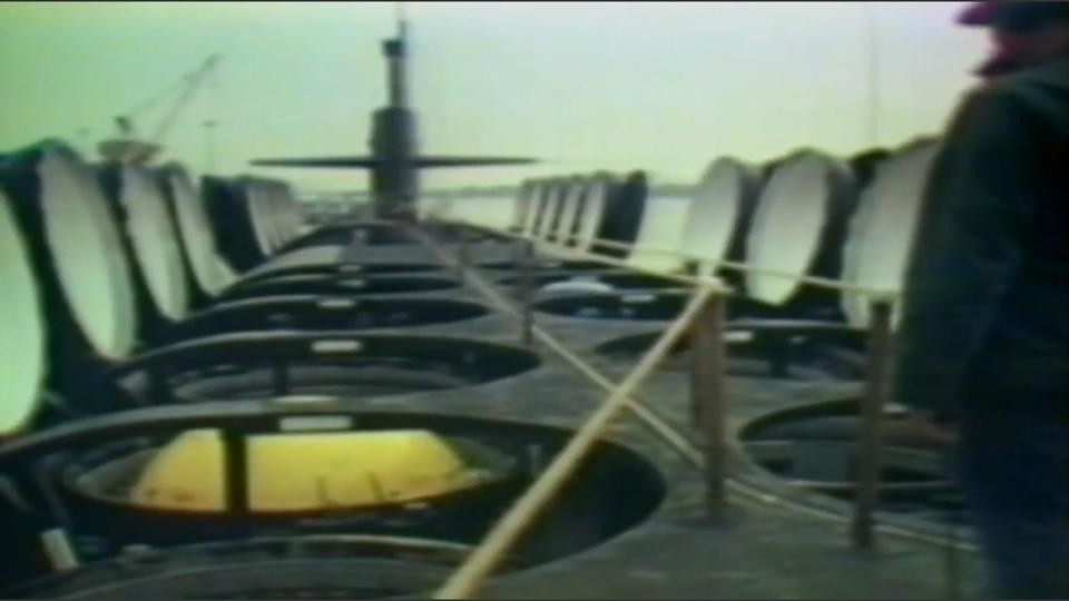 Dokument Námořní síly