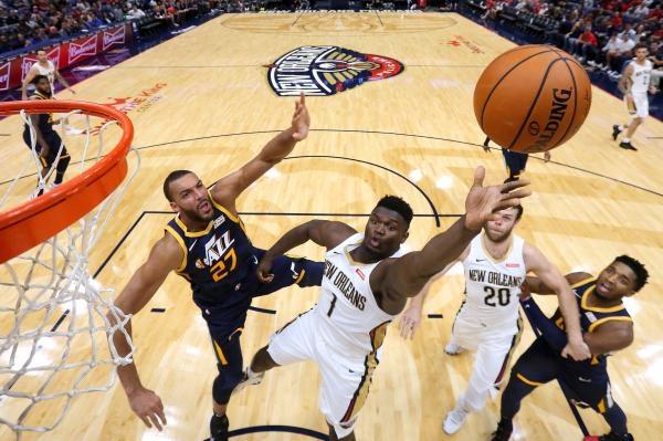 NBA - Největší obětavost 2015- 2020