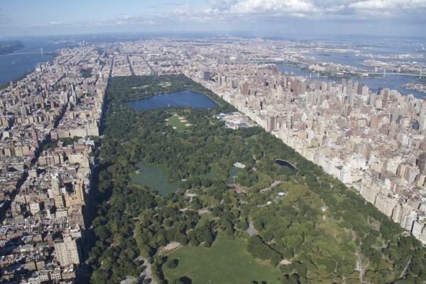 Nádherná americká města