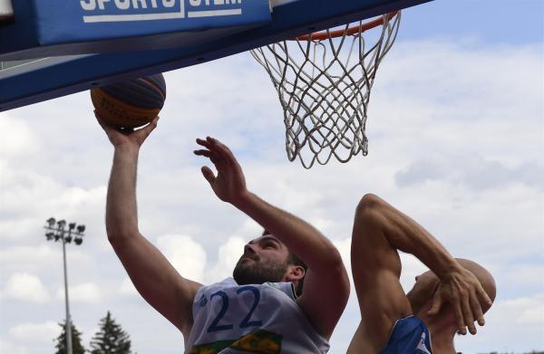 Basketbal: Chance 3x3 Tour 2021 Brno
