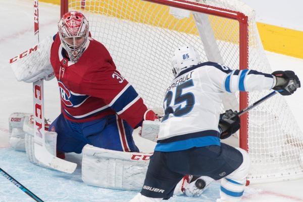 Montreal Canadiens - Winnipeg Jets