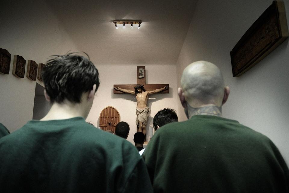 Dokument Vězeňská duchovní služba