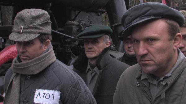 Dokument Sergej Vojcechovský, generál bez vlasti