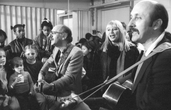 Peter, Paul & Mary: 50 let