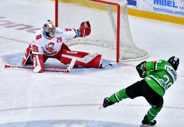 Hokej: HC Olomouc - BK Mladá Boleslav
