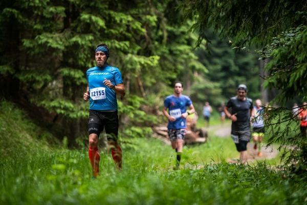 Běhej lesy - Slavkovský les