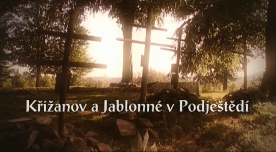 Dokument Křižanov a Jablonné v Podještědí