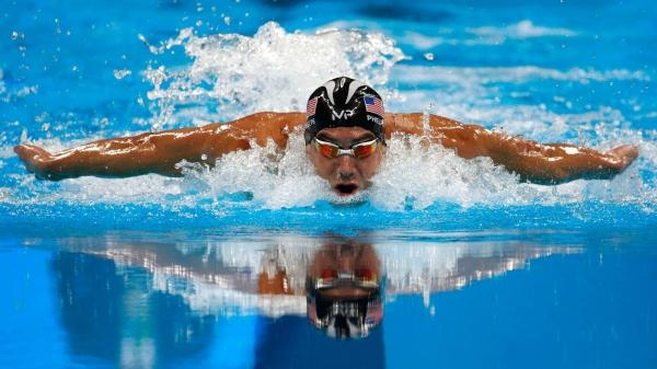 Nesmrteľní - Mourinho a Phelps