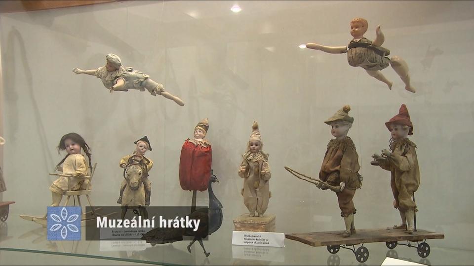 Dokument Muzeální hrátky