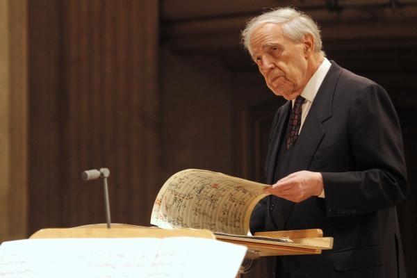 Pierre Boulez - život pro hudbu