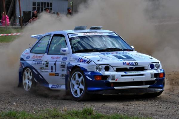 Svět motorů: XXVIII. Rally Vyškov