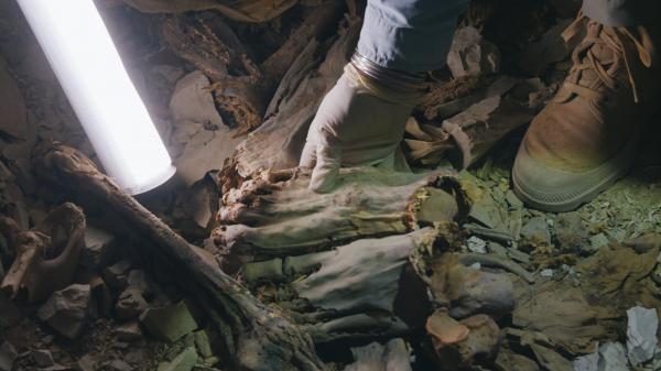Nejtemnější hodina starověkého Egypta: Zánik Staré říše